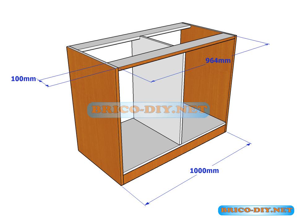 Como hacer muebles de cocina melamina paso a paso azarak for Como hacer muebles de cocina