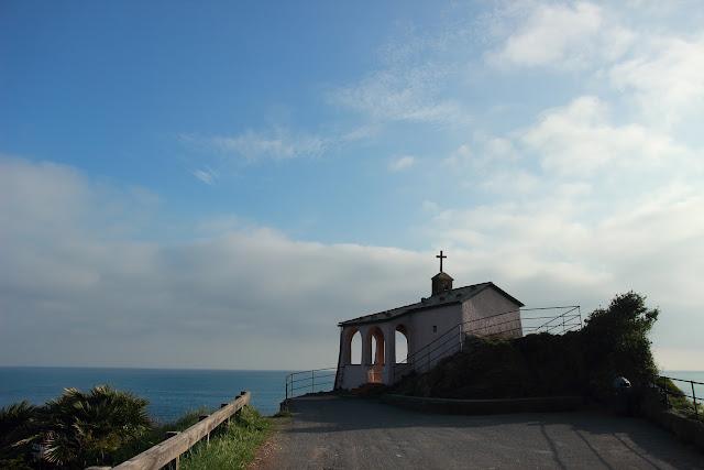 Panorami e scorci su cielo e mare a Bonassola, Cinque Terre