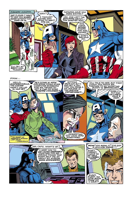 Captain America (1968) Issue #431 #381 - English 7