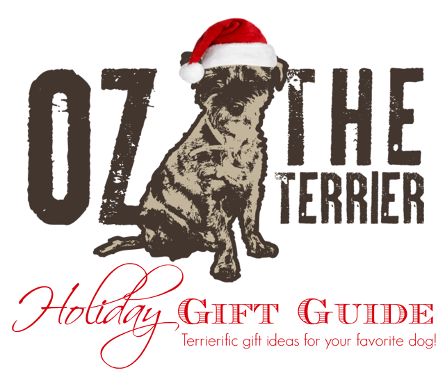 Oz the Terrier's 2014 Holiday Gift Guide for Dogs