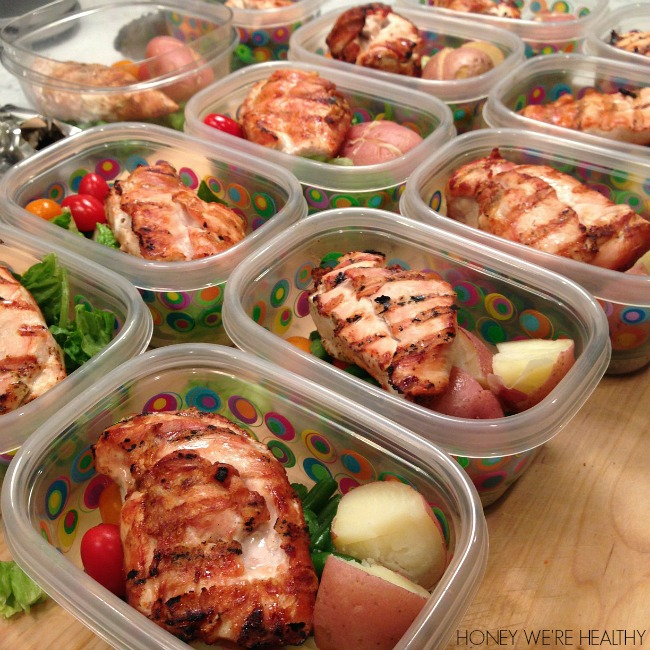 healthy meal prep honey we re healthy bloglovin