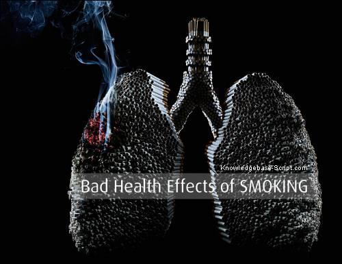 smoking is unhealthy essay Cigarette Smoking - Part 4
