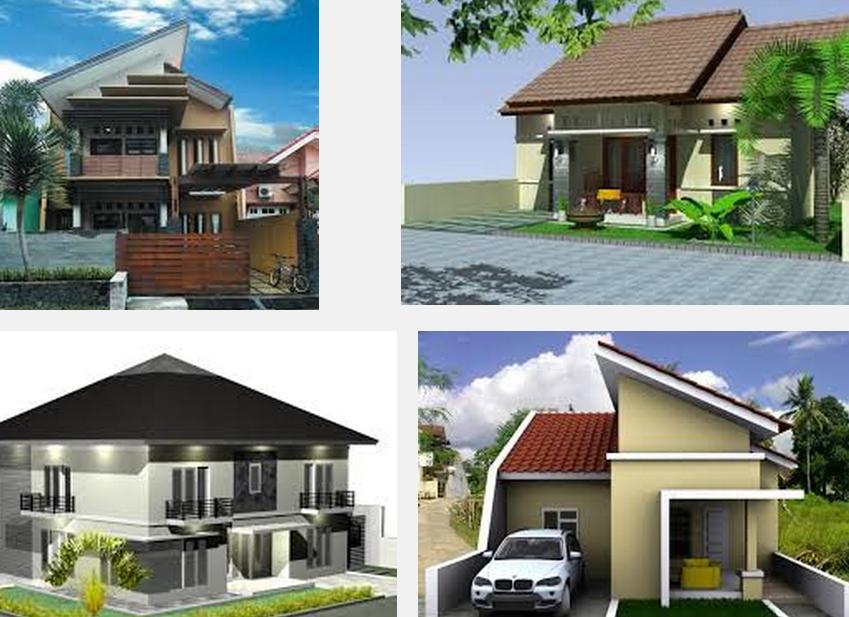 model rumah minimalis sederhana 2014 2015 gambar rumah
