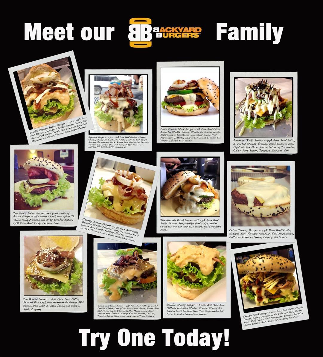 ftw blog backyard burgers cebu backyard burgers cebu menu