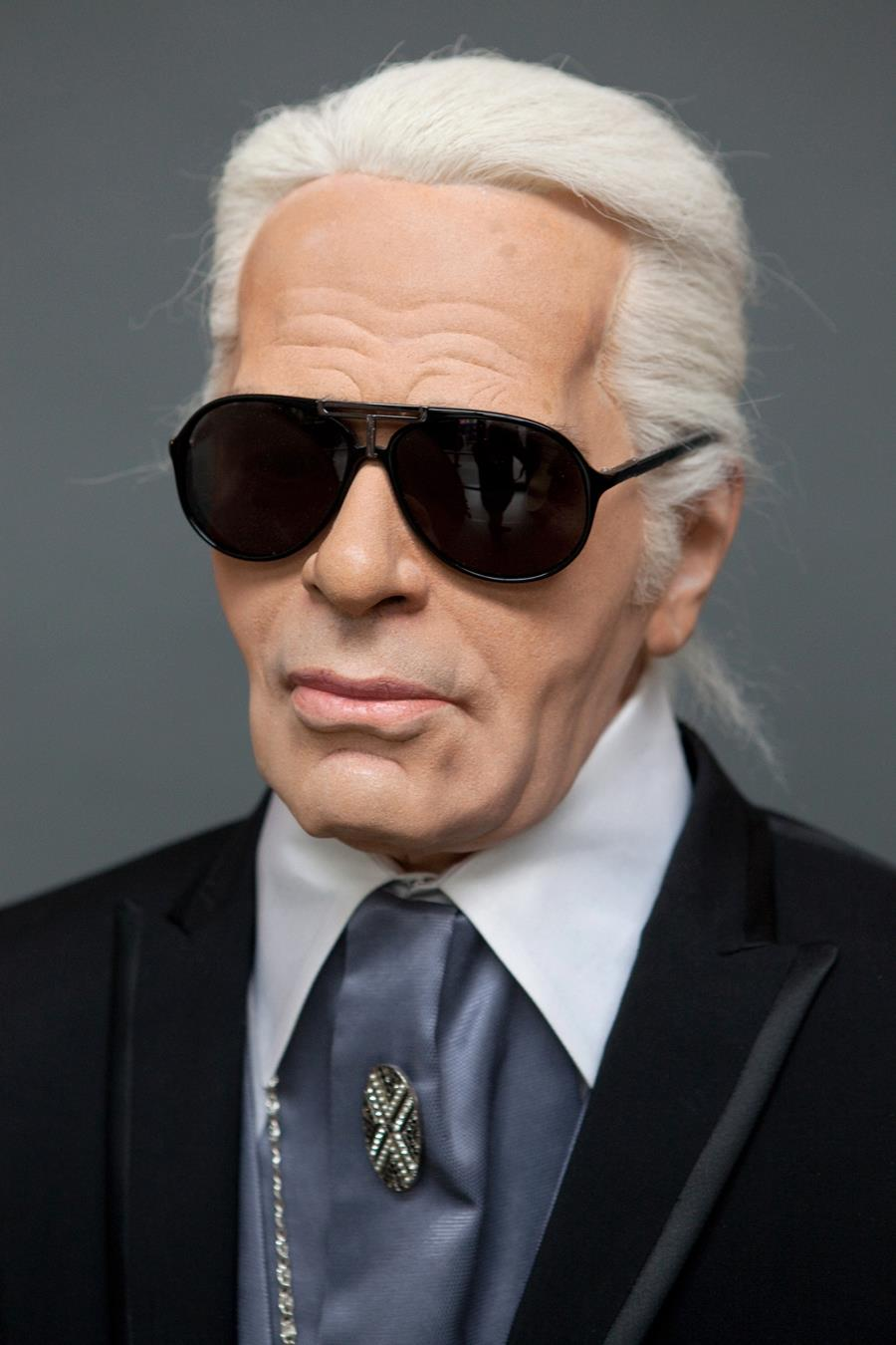Karl Lagerfeld Net Worth