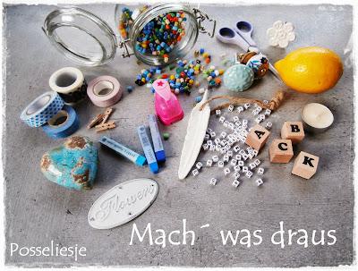 Mach'was draus