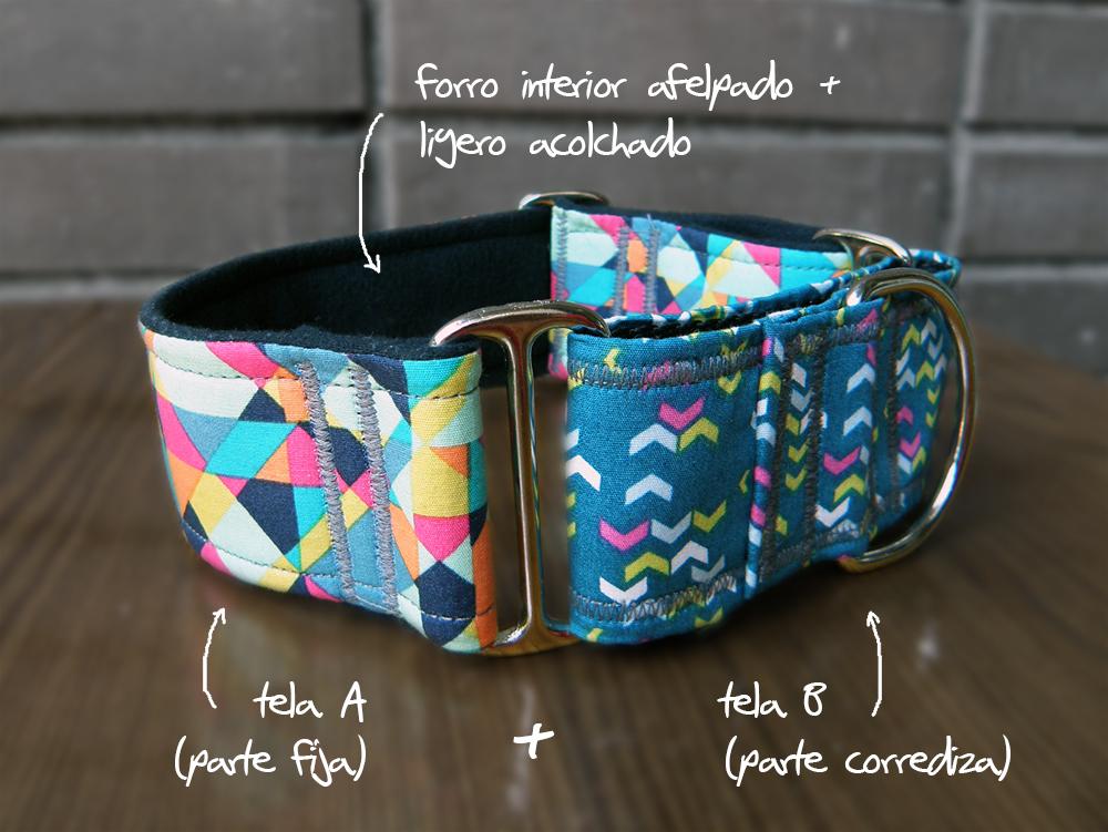 Collares para perros hechos a mano for Como hacer un collar para perro