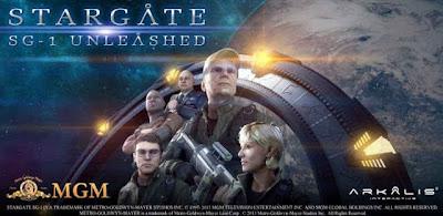 Stargate SG-1: Unleashed Version: 1.0.1 Ep  1 Apk