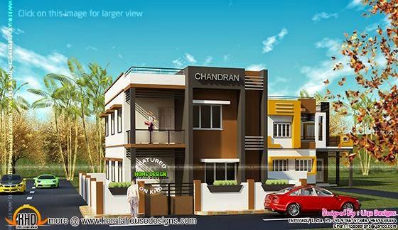 Tamilnadu model house