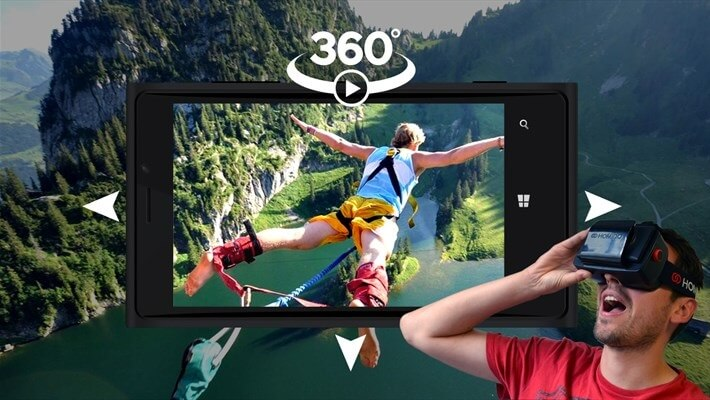 video 360 app for Windows