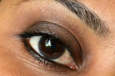 loreal hip eyeshadow duo review swatch eotd shady dashing