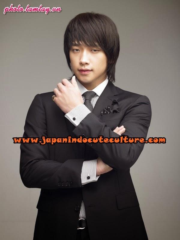 Rain bi Aktor Korea Paling Ganteng, Cakep, dan Imut