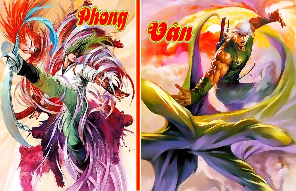 Phong Vân chap 635 Trang 31 - Mangak.info