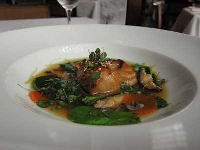 Cod at Ame in SF