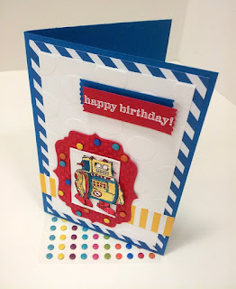 Boys Will Be Boys with Zena Kennedy independent Stampin Up demonstrator