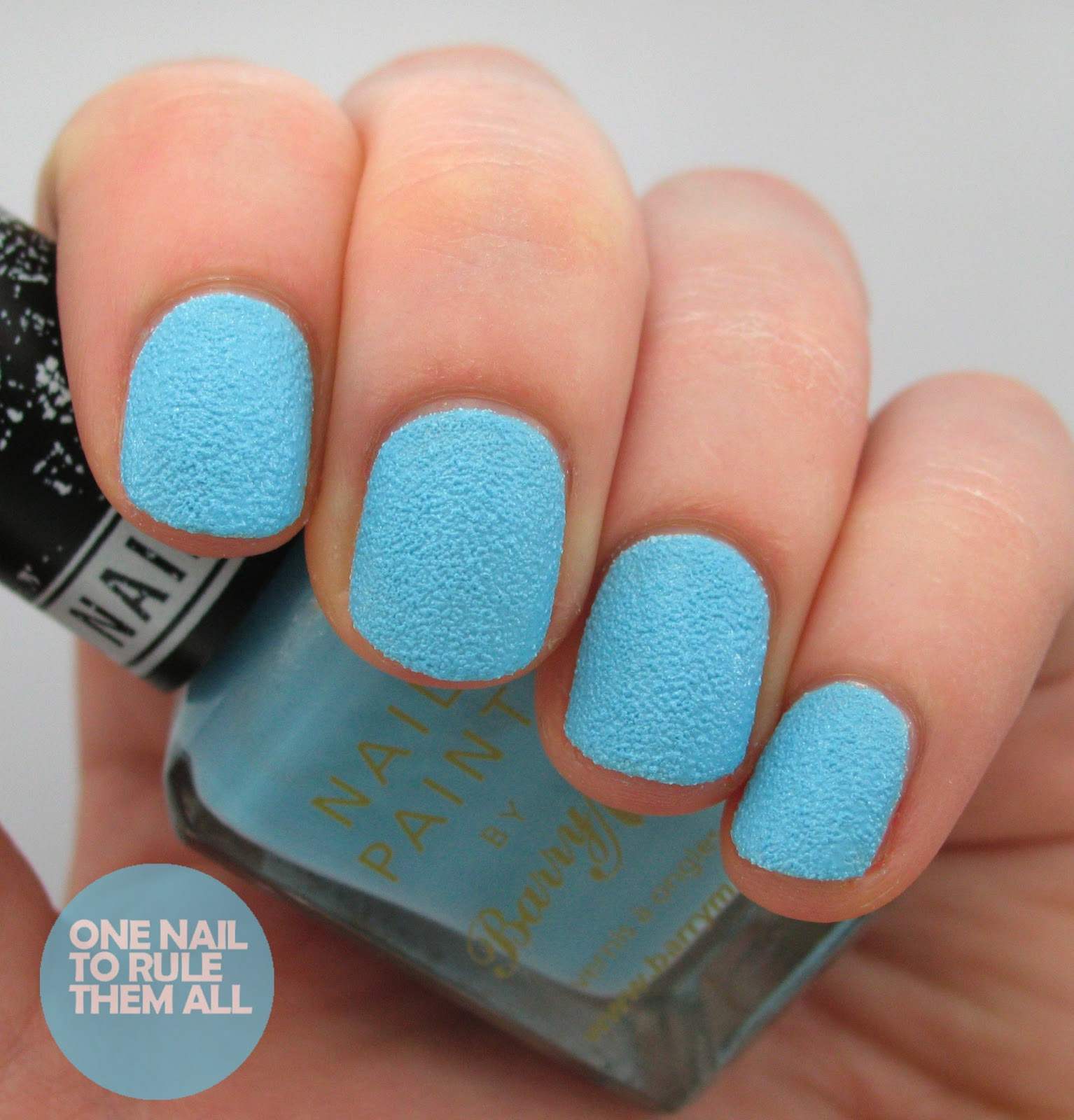 One Nail To Rule Them All Barry M Nail Art Pens Review: One Nail To Rule Them All: New Barry M Textured Nail