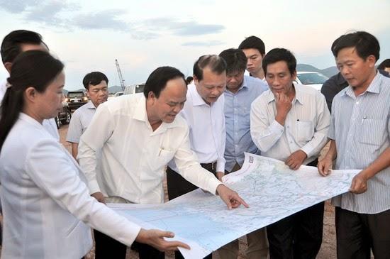 Chính phủ sẽ tạo điều kiện thuận lợi để Bình Định thực hiện các chương trình, dự án trọng điểm