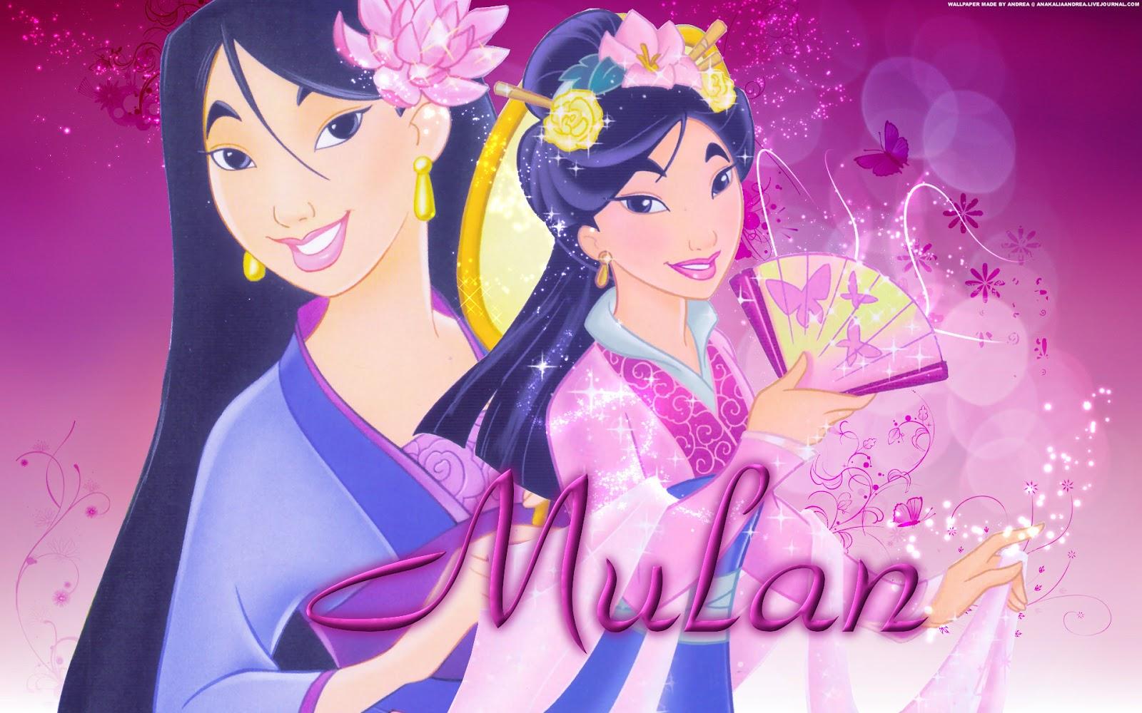 Princess mulan all about princess mulan - Princesse mulan ...