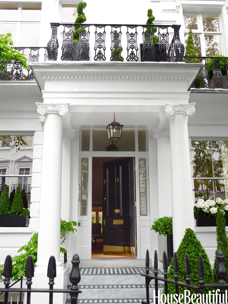The peak of chic southern charm in london for Interior design south london