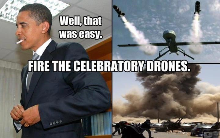The Drone War Violates Both Domestic And International Law Obama Administrations Vehement Disdain For Transparency In Government Is Only Thing