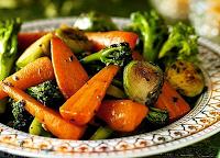 Salteado de Legumes (vegana)