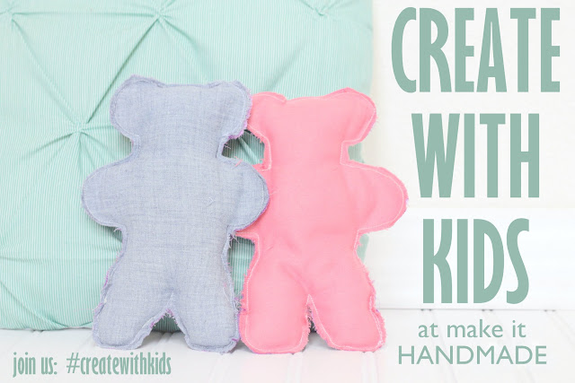 Make these sweet bears *with* your kids-- not just for them.