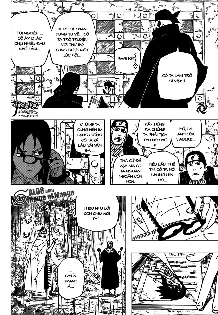 Naruto chap 574 Trang 2 - Mangak.info