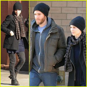 Rooney Mara Boyfriend Charles Mcdowell 2013