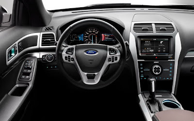 2014 Ford Explorer Review & Release Date