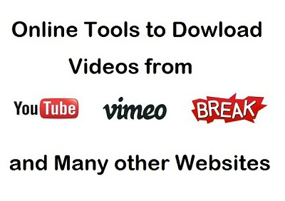 How to Download Videos from Youtube, Vimeo and Any Other Streaming Websites