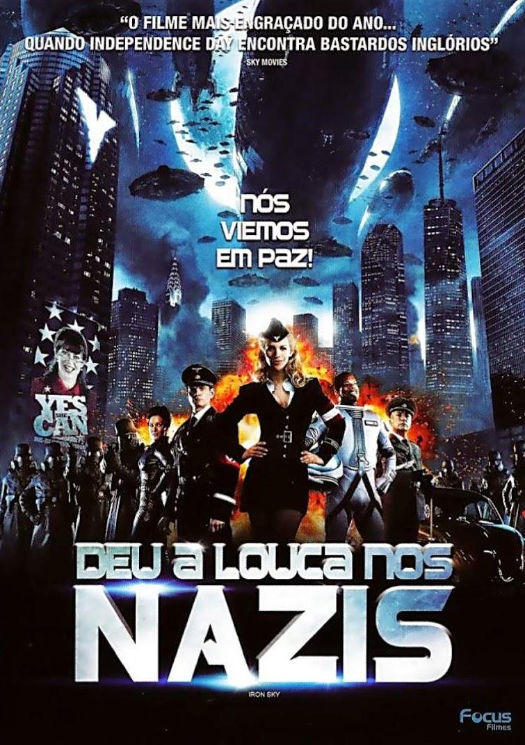 Deu a Louca Nos Nazis – Dublado (2012)