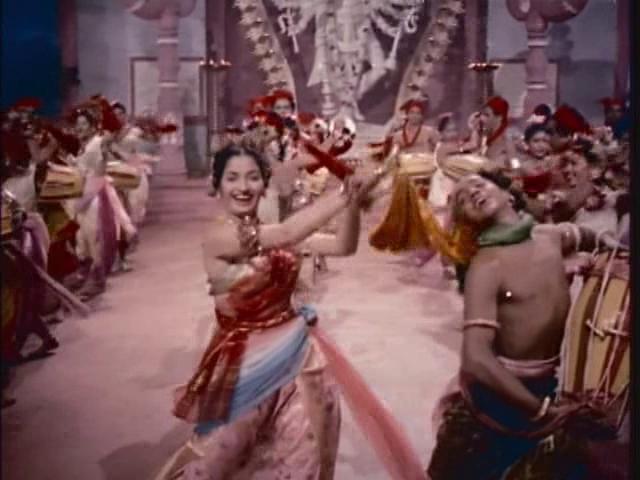 Manipuri Dance in Indian Cinema and the Beautiful Dances in Sanabi