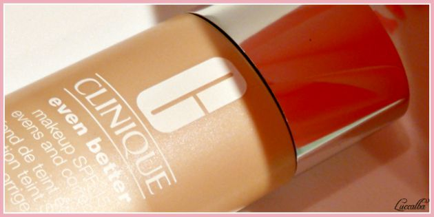 Even Better Makeup SPF15 de Clinique