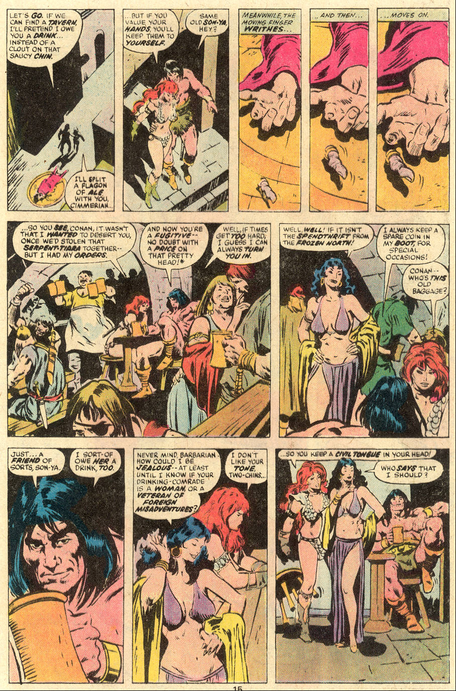 Conan the Barbarian (1970) Issue #78 #90 - English 10