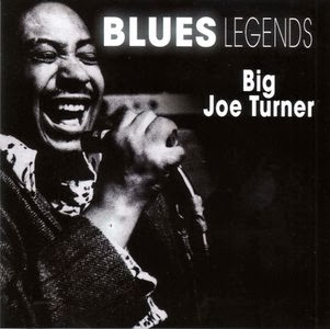 "Joe Turner ""The Boss of the Blues"" 1956 (Atlantic)"