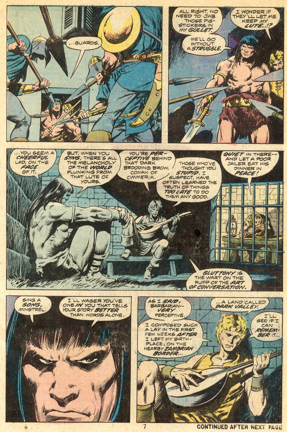 Conan the Barbarian (1970) Issue #45 #57 - English 6