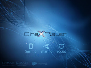 CineXPlayer Screenshot