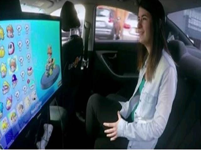 Easy Taxi e diversão: usuários de Porto Alegre podem jogar vídeo game enquanto andam de táxi