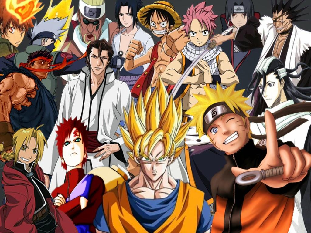 Popular Animes