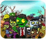 Zombie tổng công kích, game vui nhon