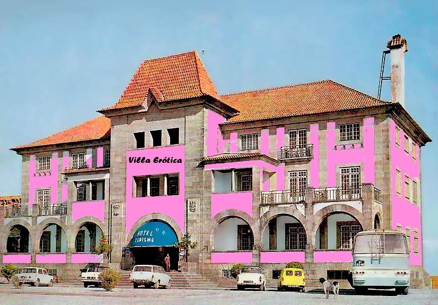 o Hotel Turismo da Guarda Vai