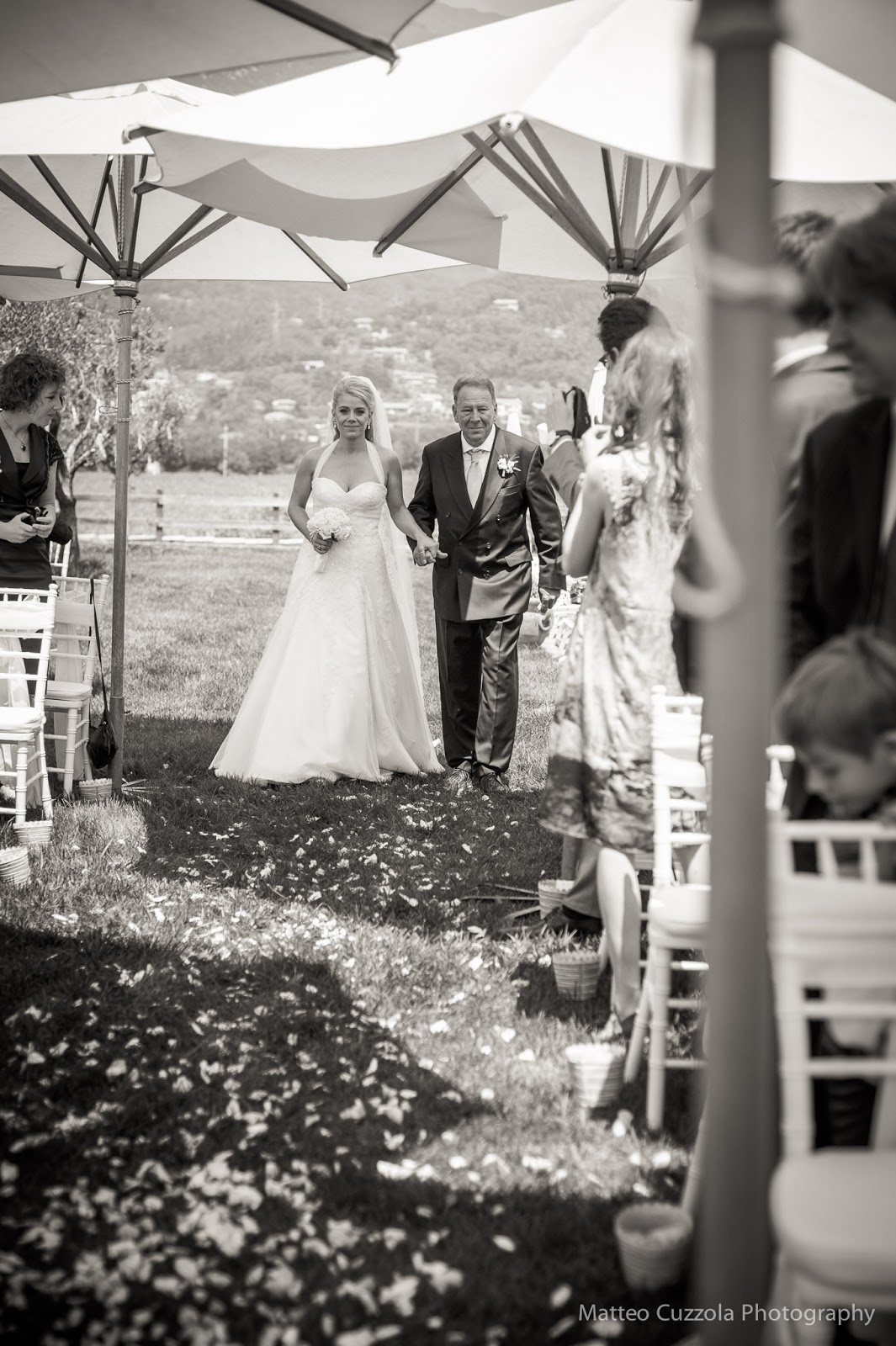 matrimonio sul lago di garda