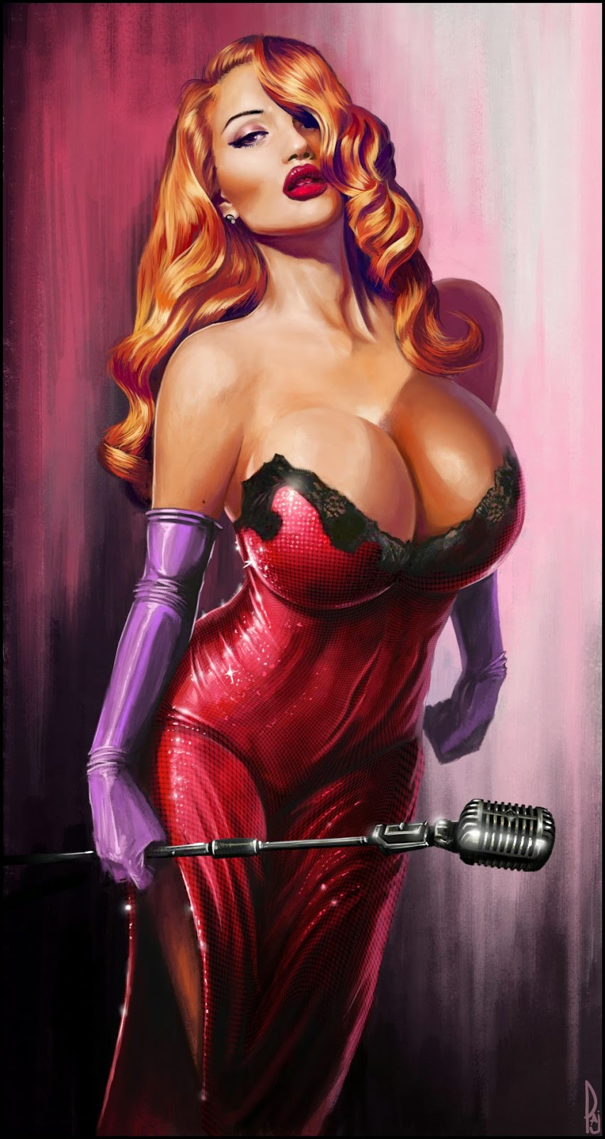 Jessica Roger Rabbit