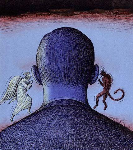 Consciência, Frase, Disciplina, Bem, Mal, Conflito, Relacionamento, Amigos, Pensamento