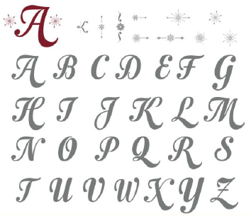 Merry Monogramsm Stamp Brush Set - Digital Download http://jennsavstamps.stampinup.net