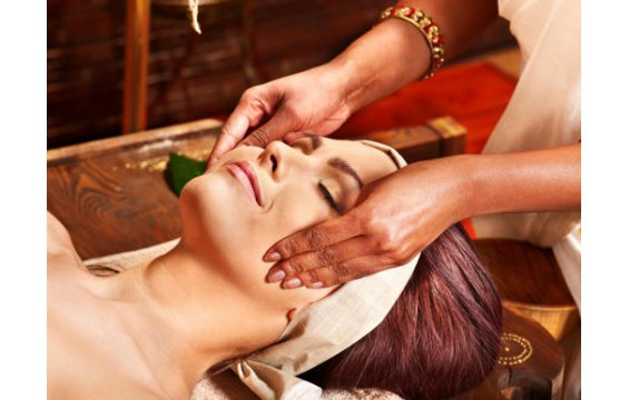 Indian facial massage apologise