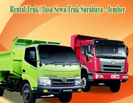 Rental Truk | Jasa Sewa Truk Surabaya - Jember