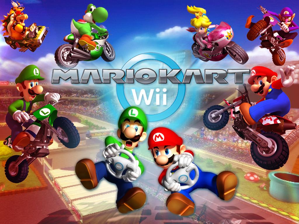 Golden Nintendo  Mario Kart Wii