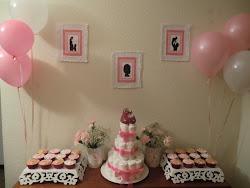Festa Chá de Bebé (Baby Shower)