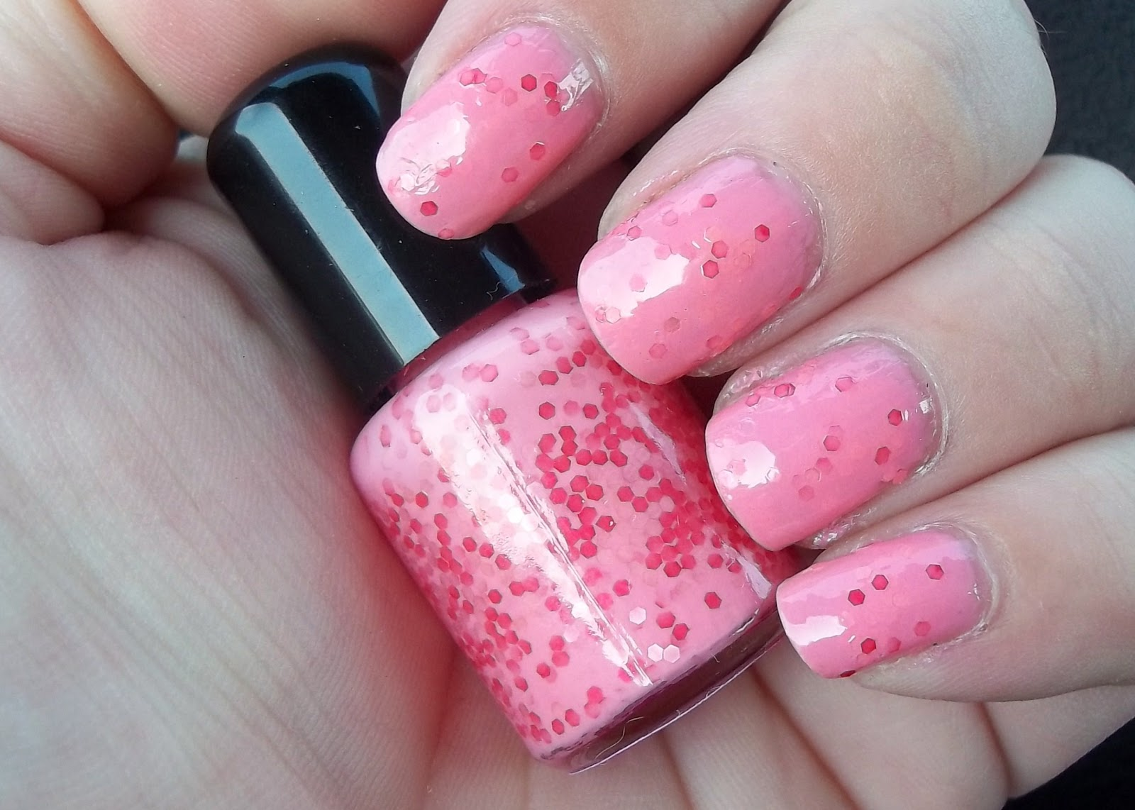 Not too polished baby girl boo by taras nail art prinsesfo Choice Image